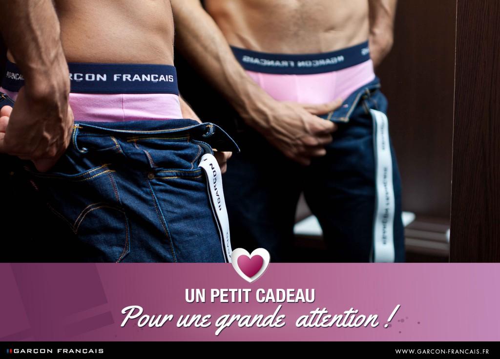 Saint Valentin - Garçon Français