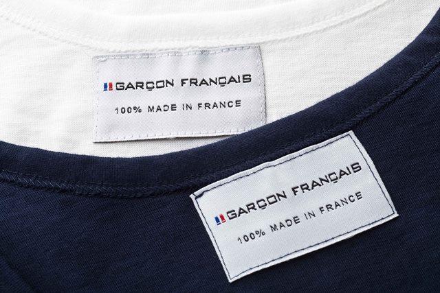 Garçon Français Made in France