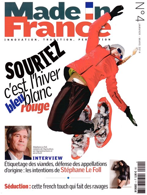 garçon français made in france magazine