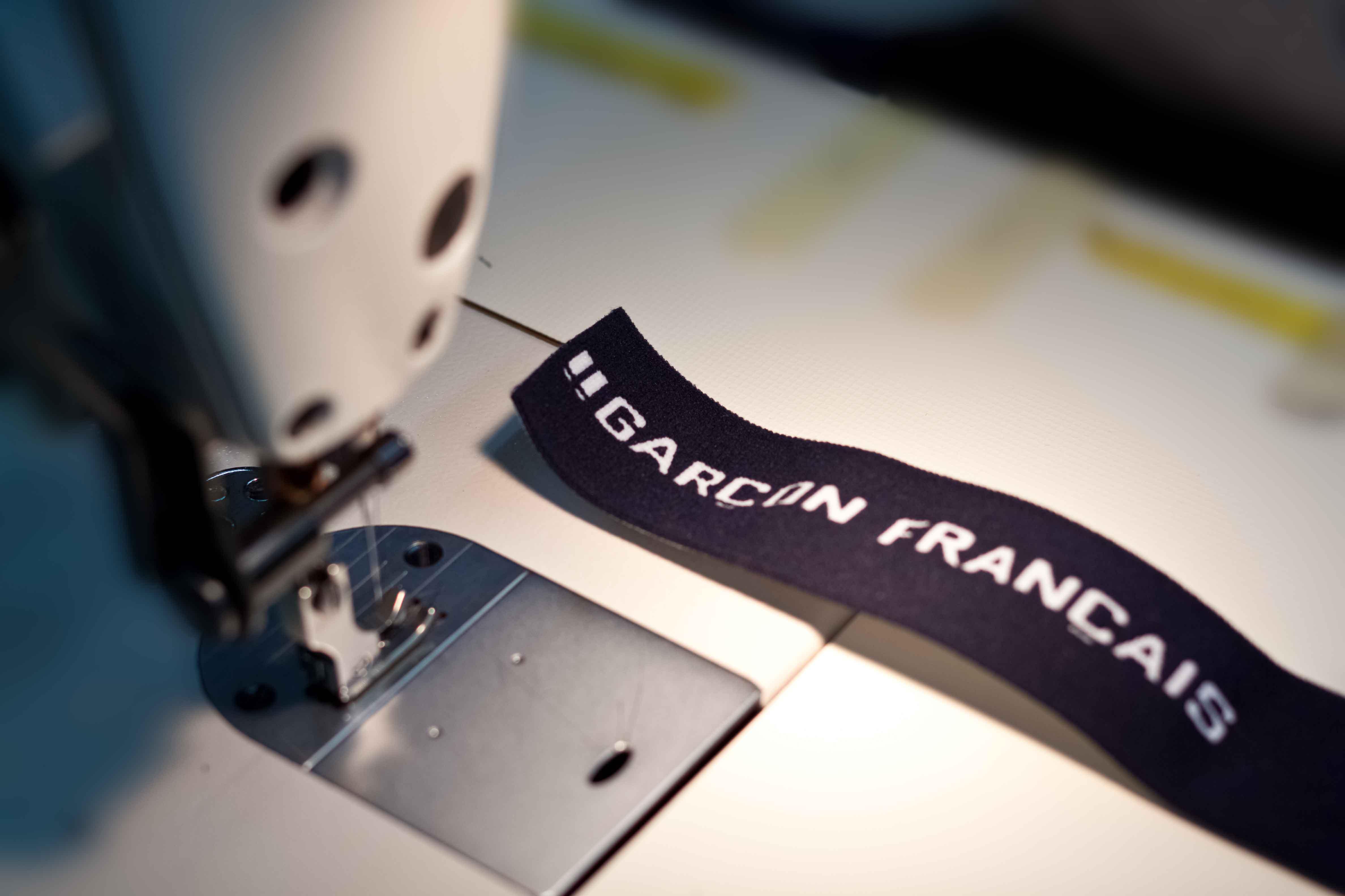 Fabrication française par Garçon Français