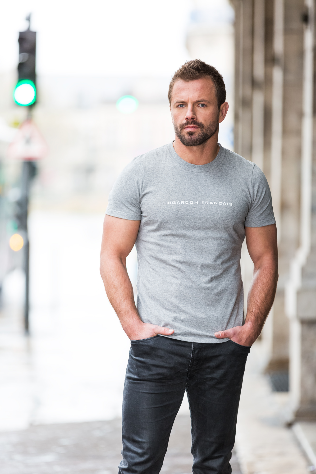 tshirts garçon français