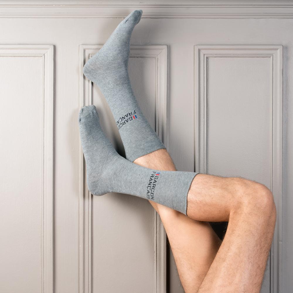 chaussettes garçon français
