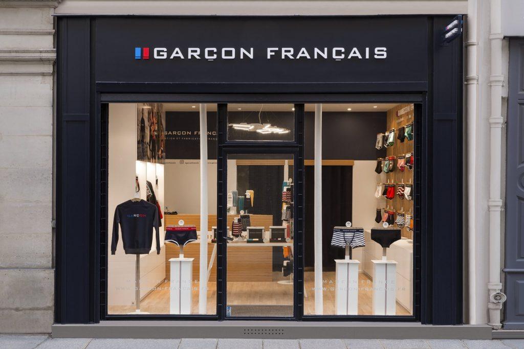 garçon français Paris
